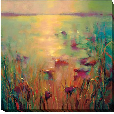 """""""Morning"""" by Donna Young Gallery-Wrapped Canvas Giclee"""