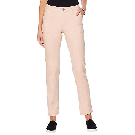 Motto Roll-Cuff Utility Pant