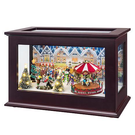 Mr. Christmas Animated Music Box