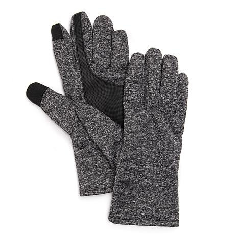 MUK LUKS Women's Stretch Texting Gloves