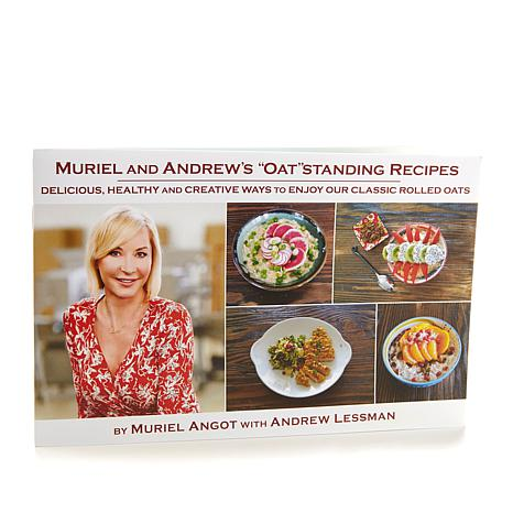 "Muriel and Andrew's ""Oat""standing Recipes Cookbook"