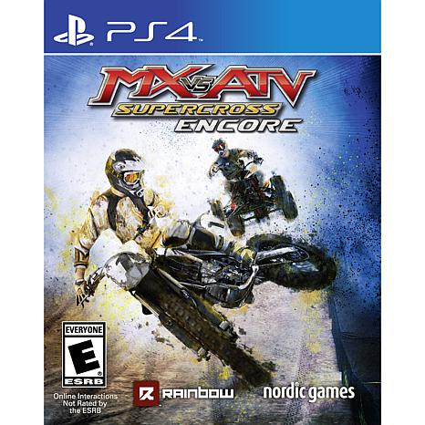 MX vs ATV: Supercross Encore - PlayStation 4