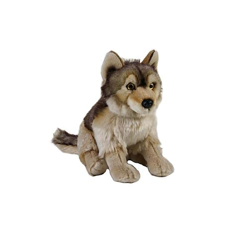 National Geographic Wolf Plush Toy