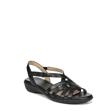 Naturalizer Nalani Strappy Leather Sandal