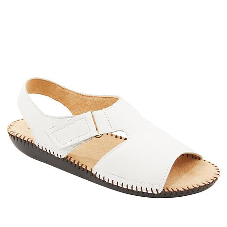 Naturalizer Scout Leather Slingback Sandal