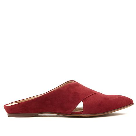 Naturalizer Simonette Leather Pointed-Toe Mule