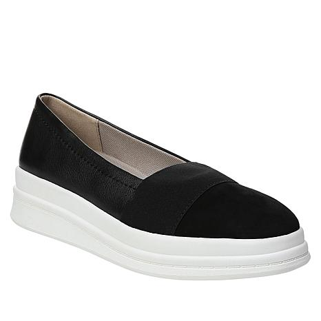 Naturalizer Yuri Sporty Leather Slip-On Sneaker