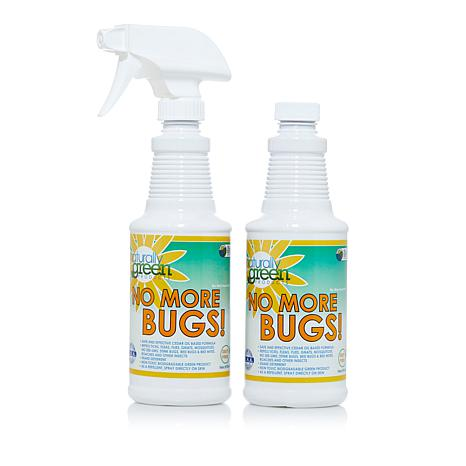 Naturally Green No More Bugs! Concentrate with Sponge 2pk Auto-Ship®