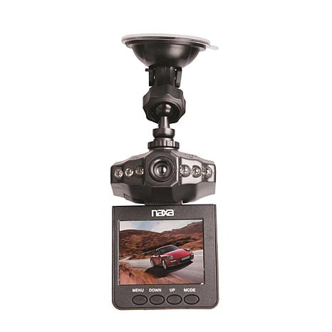 Naxa 120 Degree HD Car Dash Cam