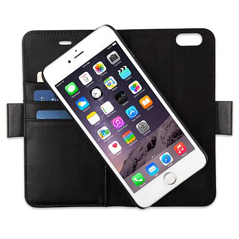 Naztech Allure Magnetic Wallet & iPhone® 6/6s Case