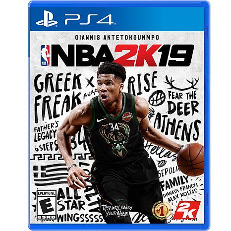 """""""NBA 2K19"""" - PS4"""
