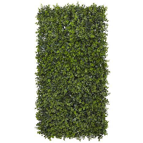 """Nearly Natural Eucalyptus Mat 8-pack - 12"""" x 12"""""""
