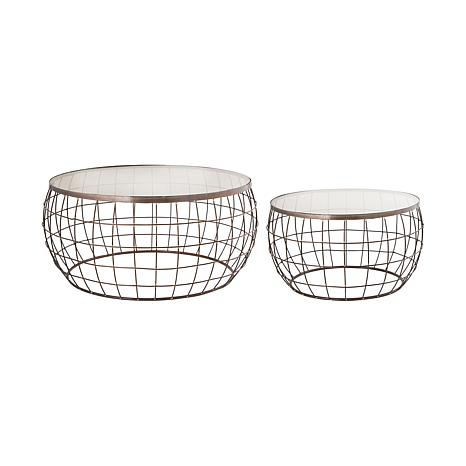 Netty Set of 2 Accent Tables