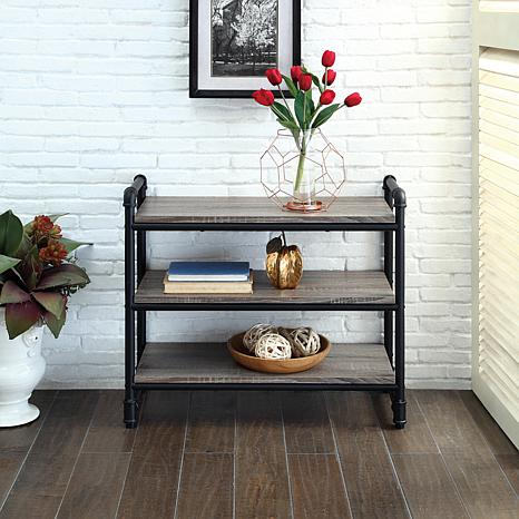 Neu Home Industrial 3-Tier Rack