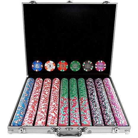 NexGen™ PRO Classic Style Poker Set - Aluminum Case