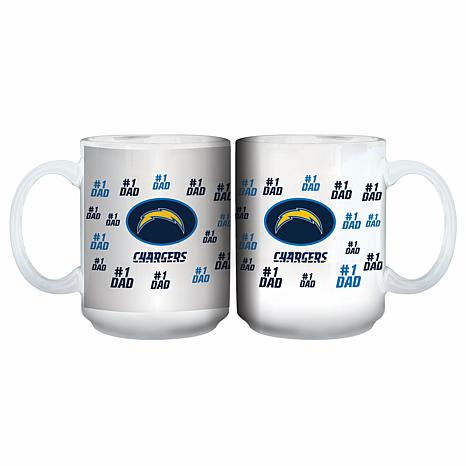 NFL 15 oz. Father's Day Team Mug - Chargers