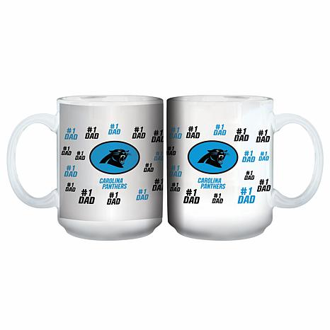 NFL 15 oz. Father's Day Team Mug - Panthers