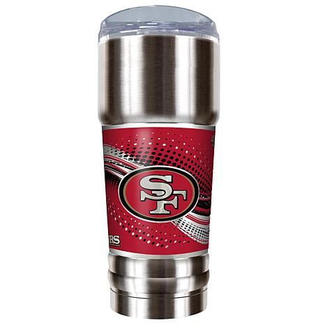 NFL 32 oz. Stainless Steel Pro Tumbler - 49ers