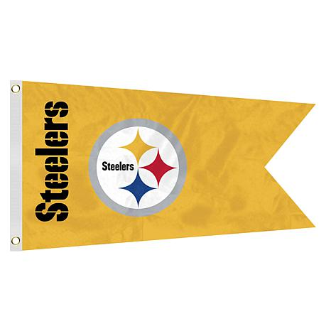 NFL Boat Flag - Pittsburgh Steelers