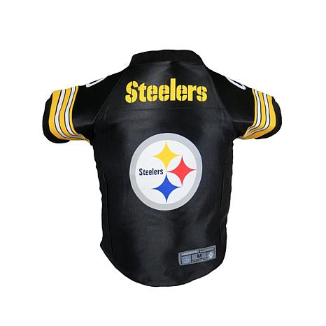 more photos e23c6 034cf new! NFL Pittsburgh Steelers Large Pet Premium Jersey