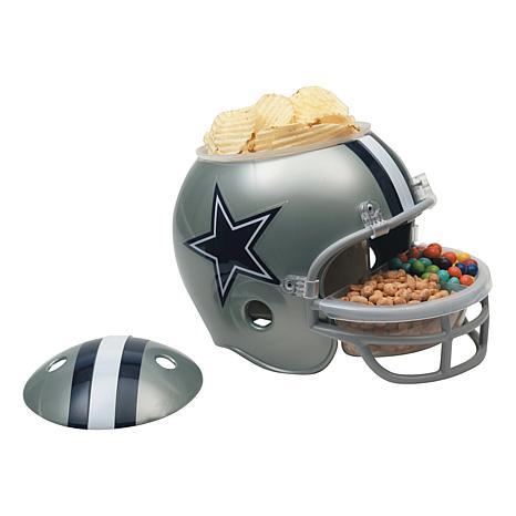 NFL Plastic Snack Helmet