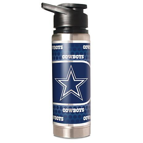 NFL Stainless Steel Water Bottle - Dallas Cowboys