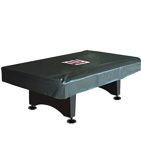 NFL Team Logo Pool Table Cover - Giants