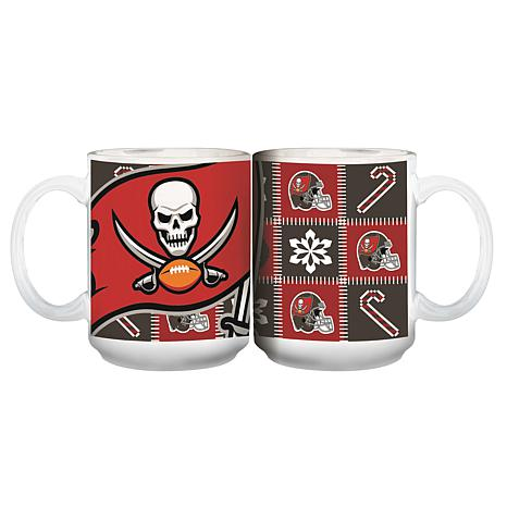 the best attitude 18a88 2893b NFL Ugly Sweater Mug - Tampa Bay Buccaneers