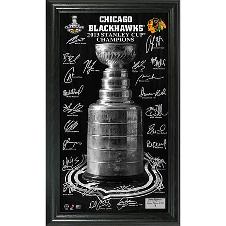 NHL Stanley Cup Champions Signature Pano