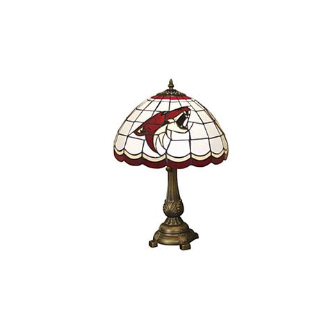 NHL Tiffany-Style Table Lamp - Phoenix Coyotes
