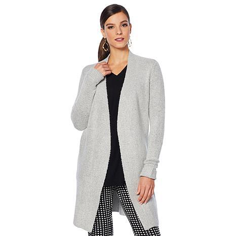 Nina Leonard Sweater Topper