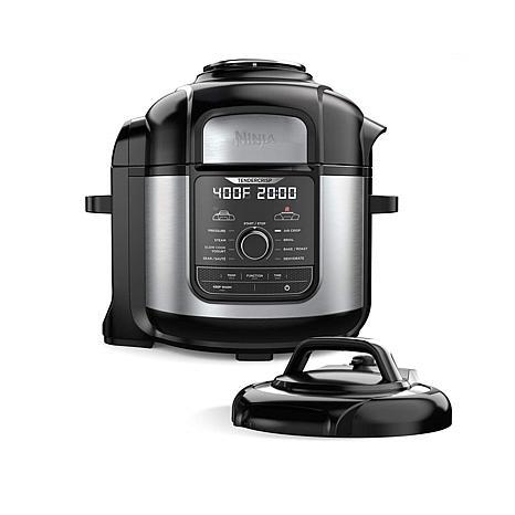 Ninja Foodi Deluxe XL 8-Quart Cooker and Air Fryer