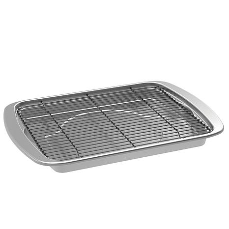 Nordic Ware Oven Bacon Pan with Rack