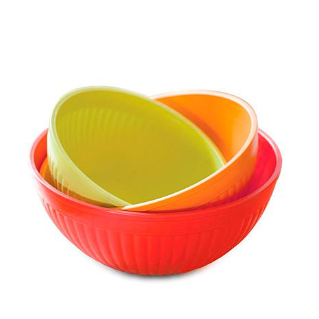 Nordic Ware Prep and Serve Mixing Bowls