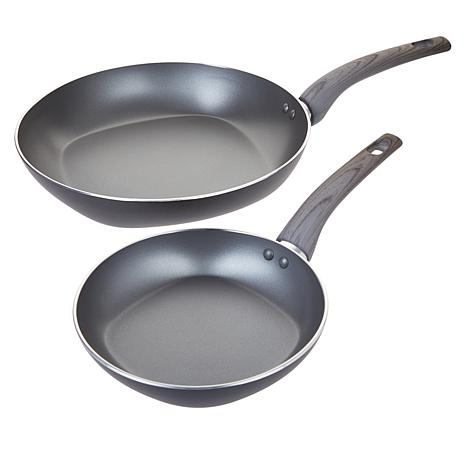 Not a Square Pan 8 and 12 Nonstick Fry Pan Set