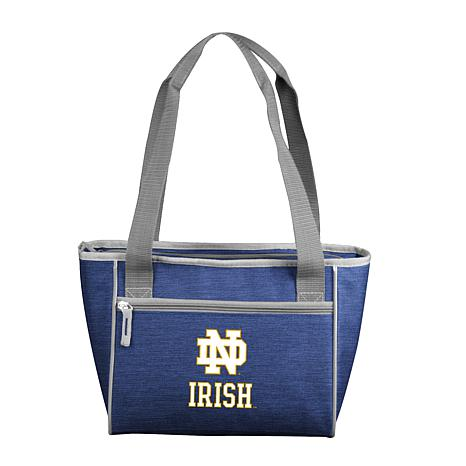 Notre Dame Crosshatch 16-Can Cooler Tote