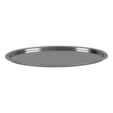 Nu-Steel Chic Stainless Steel Amenity Tray