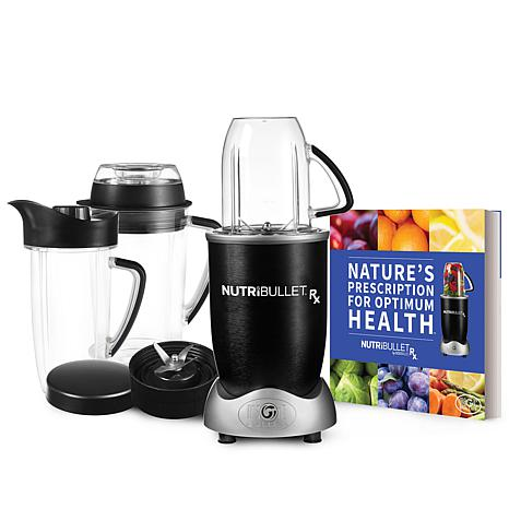 NutriBullet RX with Recipe Book