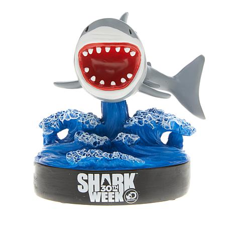 Officially Licensed Discovery Shark Week Bobblehead