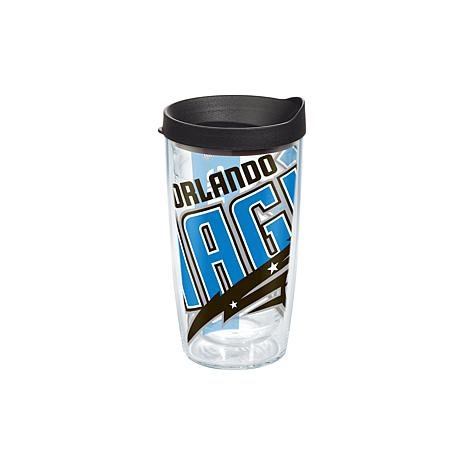 Officially Licensed NBA 16 oz Tumbler and Lid- Orlando Magic