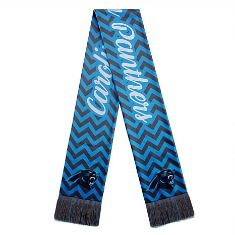 Officially Licensed NFL Glitter Chevron Scarf by Team Beans - 10078701  08474fbb3