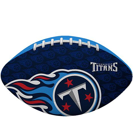 Officially Licensed NFL Gridiron Junior Football by Rawlings  Titans  7805089  HSN