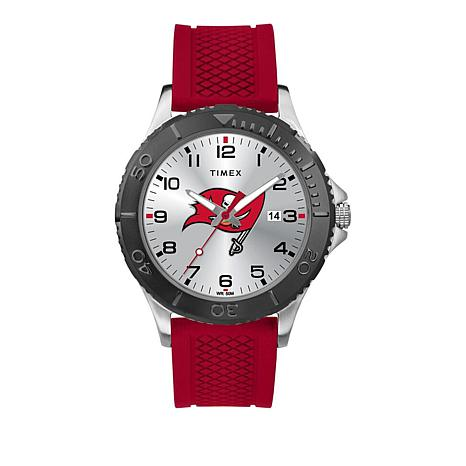 Officially Licensed NFL Men's Gamer Watch By Timex