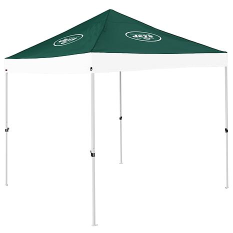 Officially Licensed NFL Solo Easy-Up Tent by Logo Brands - Jets - 8730569 | HSN  sc 1 st  HSN.com & Officially Licensed NFL Solo Easy-Up Tent by Logo Brands - Jets ...