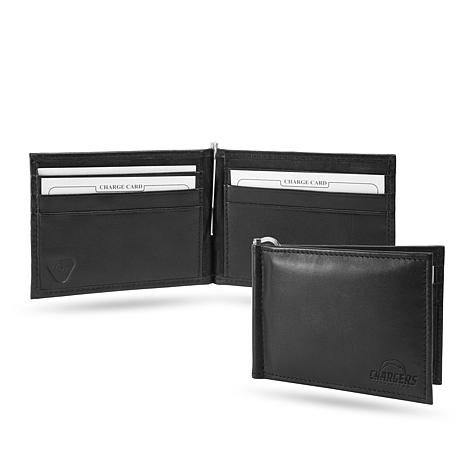 Officially Licensed NFL Sparo Money Clip Wallet