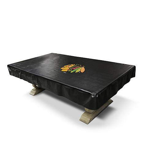 Officially Licensed NHL Deluxe 8' Pool Table Cover
