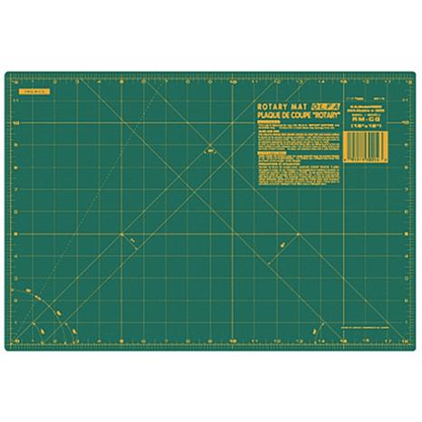 "Olfa Gridded Cutting Mat 12"" x 18"""