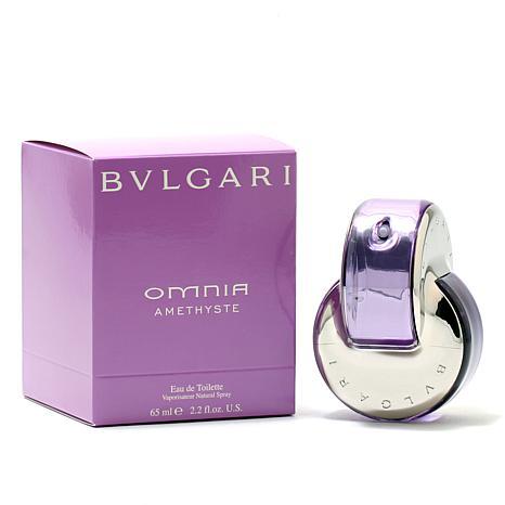 Omnia Amethyste Ladies by Bvlgari 2.2 oz. Eau De Toilette Spray
