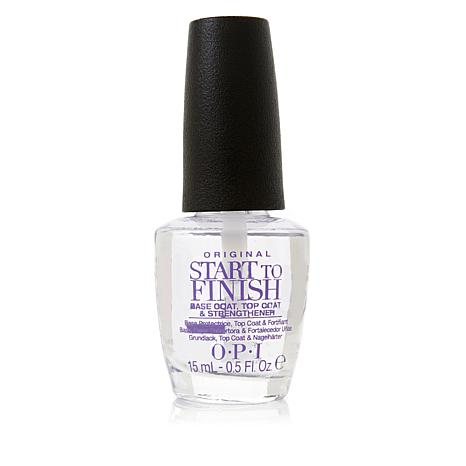 OPI Start to Finish 3-in-1 Treatment Original Formula