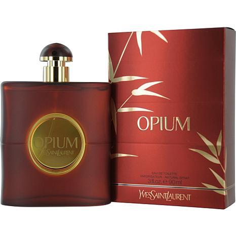 Opium by Yves Saint Laurent EDT Spray for Women 3.0 oz.